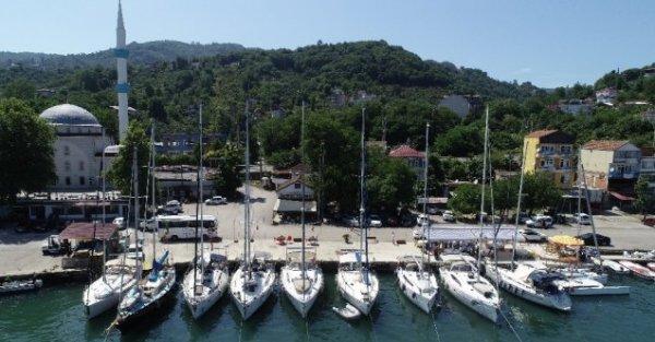 İstanbul dan Gürcistan a yelkenler fora