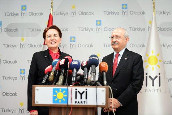 İYİ Parti ve CHP ortak aday çıkaracak iddiası