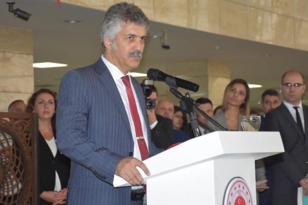 İzmir deki adli yıl açılışında başsavcıdan 15 Temmuz vurgusu