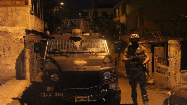 Kadıköy de uyuşturucu operasyonu