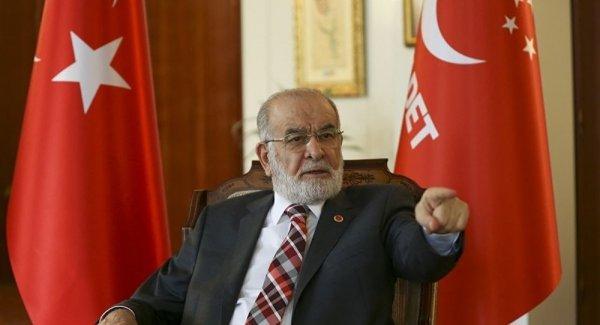 Karamollaoğlu na pasaport verilmediği iddiasıyla ilgili açıklama