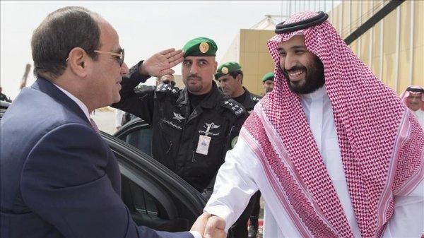 Katar a abluka uygulayan ülkelerin liderleri bir araya geldi
