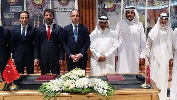 Katar ile 15 milyar dolarlık yatırım için ilk adım atıldı