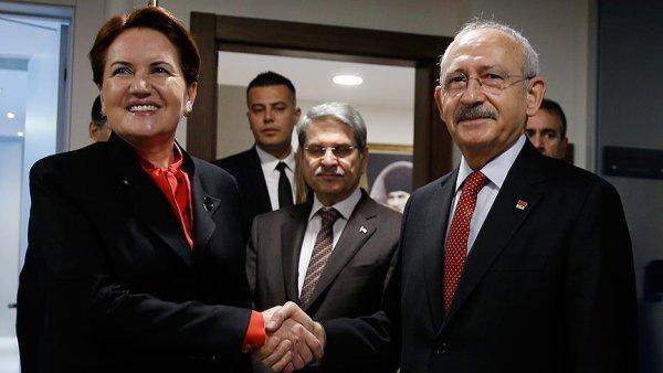 Kılıçdaroğlu Akşener i kutladı