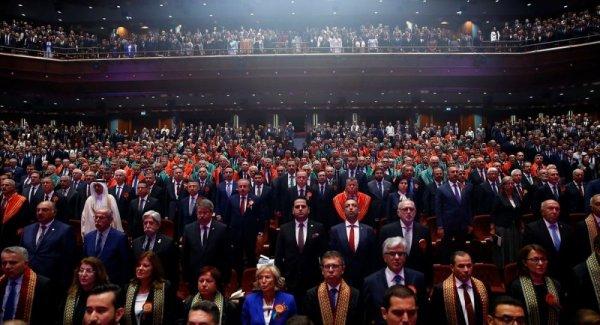 Kılıçdaroğlu ndan adli yıl açılışıyla ilgili 3 soru