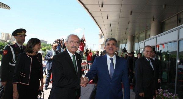 Kılıçdaroğlu özel bir yatta Abdullah Gül ile görüştü iddiası