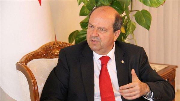 KKTC de Ersin Tatar başbakanlık görevini devraldı