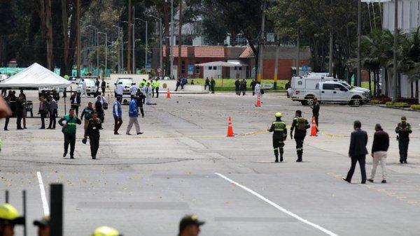 Kolombiya daki saldırının failinin ELN üyesi olduğu belirlendi