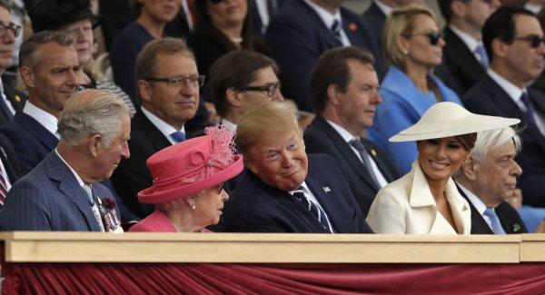 Kraliçe Elizabeth ile çok eğlendik