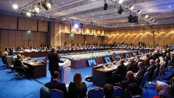 Kudüs için 40 tan fazla İslam ülkesi İstanbul da toplanıyor