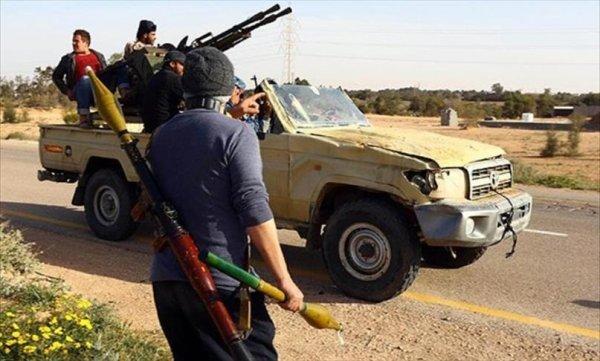 Libya daki çatışmalarda bir gazeteci öldü