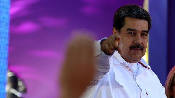 Maduro dan Trump ın konuşmasına Nazi benzetmesi
