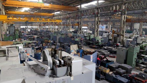 Makine ihracatı ilk yarıda 8 3 milyar dolara yükseldi