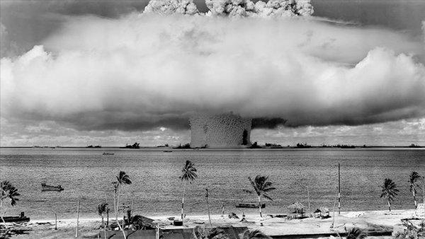 Marshall Adaları ndaki radyasyon oranı Çernobil den bin kat fazla