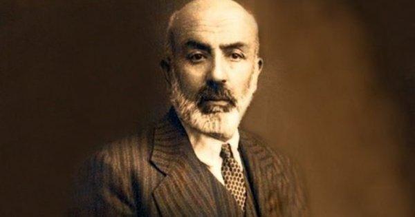 Mehmet Akif Ersoy Devlet tarafından irtica 906 diye kodlanmış