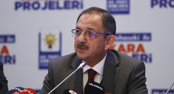 Mehmet Özhaseki den çok çarpıcı kaset iddiası