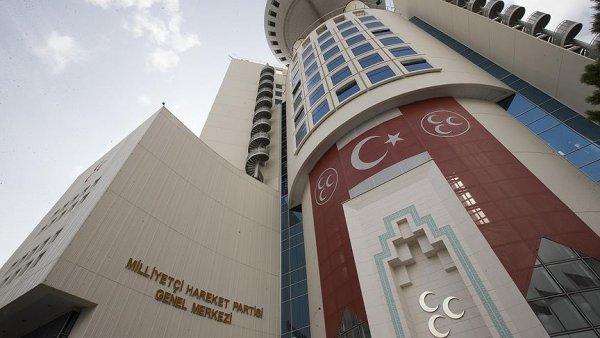 MHP: Beka için milli karar Cumhur için istikrar