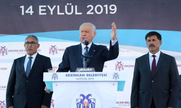 MHP Genel Başkanı Bahçeli: �Yeni hükümet sisteminden geriye dönüş yoktur