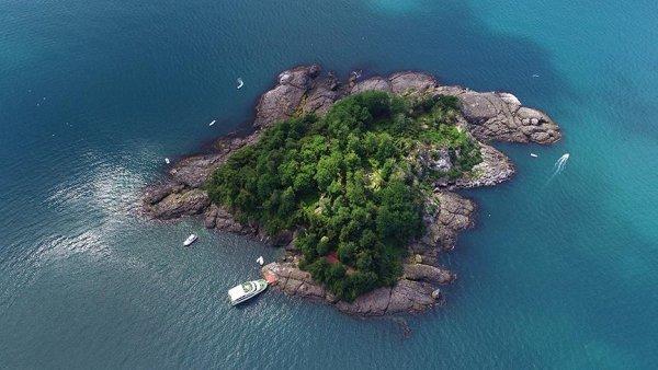 Mitolojik Giresun Adası