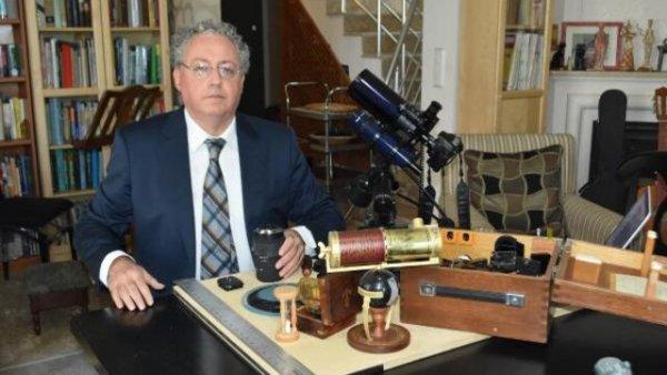 NASA da çalışan bilim insanı İzmir e yerleşti