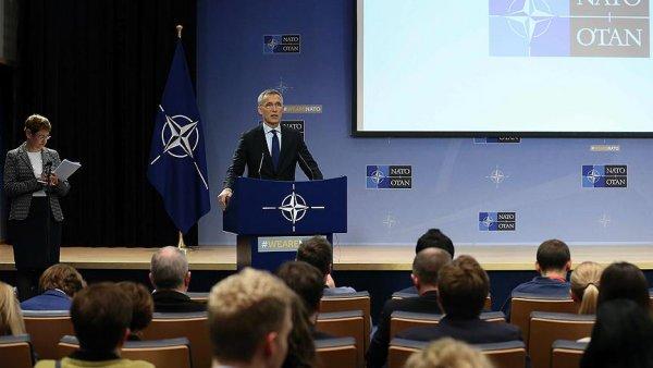 NATO dan Zeytin Dalı Harekatı açıklaması