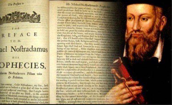 Nostradamus tan Türkiye kehanetleri