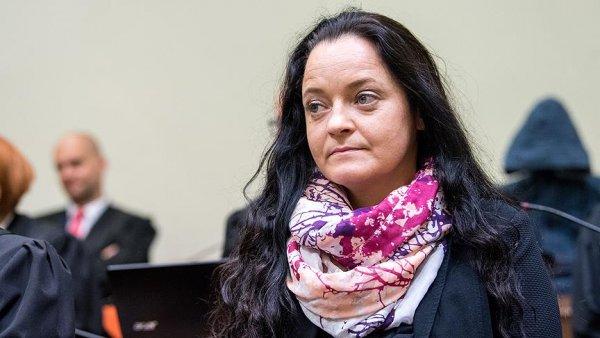 NSU davasında baş sanık Zschaepe ye ömür boyu hapis