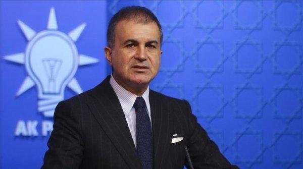 Ömer Çelik: Türkiye kararını vermiştir
