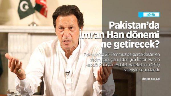 Pakistan da İmran Han dönemi ne getirecek?