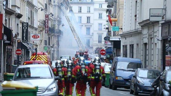 Paris te patlama: 2 kişi hayatını kaybetti
