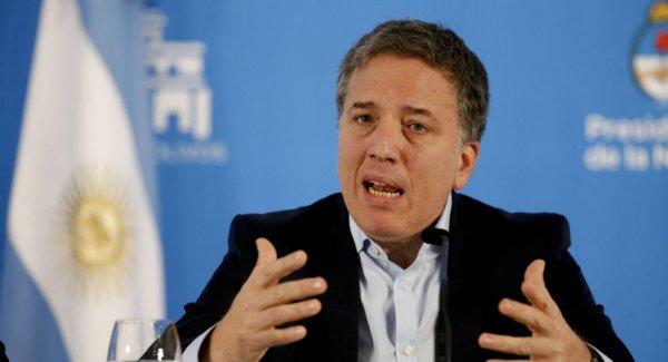 Piyasaların çöktüğü Arjantin de Ekonomi Bakanı Dujovne istifa etti