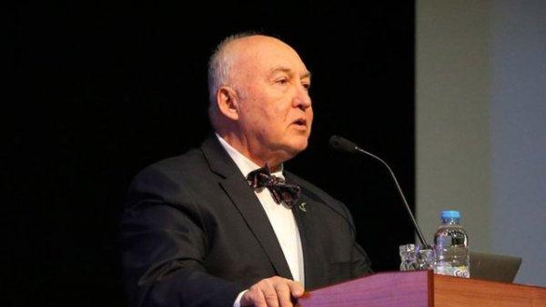 Prof Dr Ahmet Ercan dan kritik açıklama