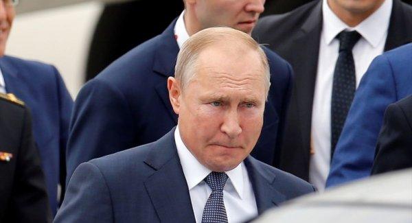 Putin: Fırat ın doğusundaki gerginlik korunuyor