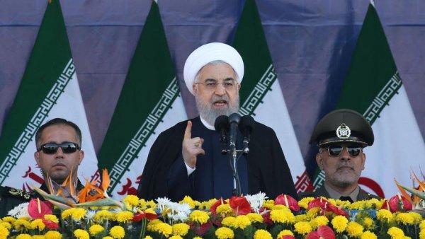 Ruhani: Trump ın akıbeti de Saddam gibi olacak