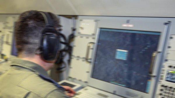 Rus askeri uçağı Akdeniz de radardan kayboldu