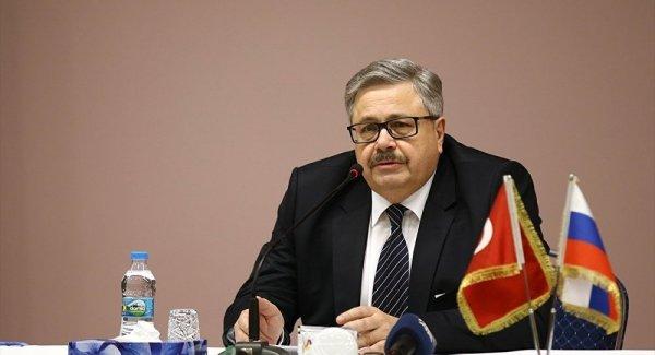 Rusya Büyükelçisi nden S 400 açıklaması