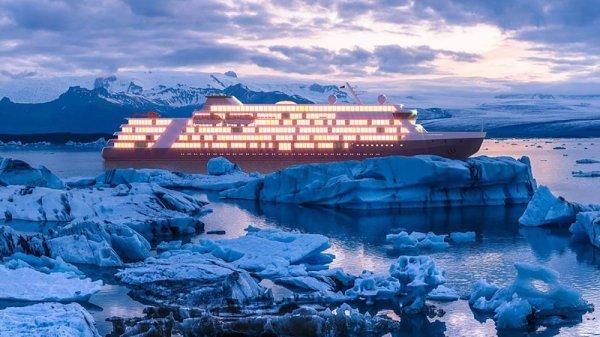 Rusya kutuplar için yeni cruise gemisi inşa edecek