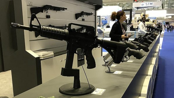 Rusya nın silah ihracatı artıyor