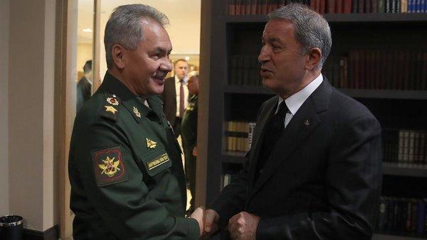 Rusya Savunma Bakanı Türkiye ye geliyor