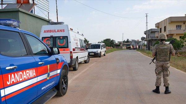 Şanlıurfa da terör operasyonu: Bir polis şehit oldu