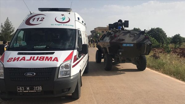 Şanlıurfa daki terör operasyonuna ilişkin 54 gözaltı