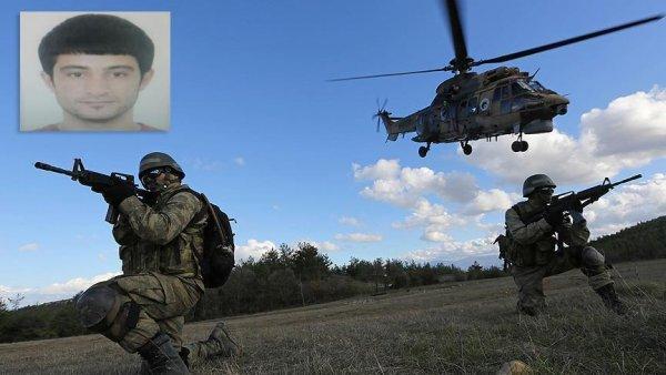 Şırnak ta PKK nın sözde cephe sorumlusu yakalandı