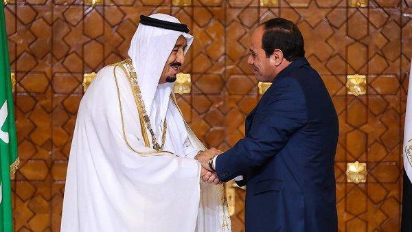 Sisi den Suudi Arabistan a sürpriz ziyaret