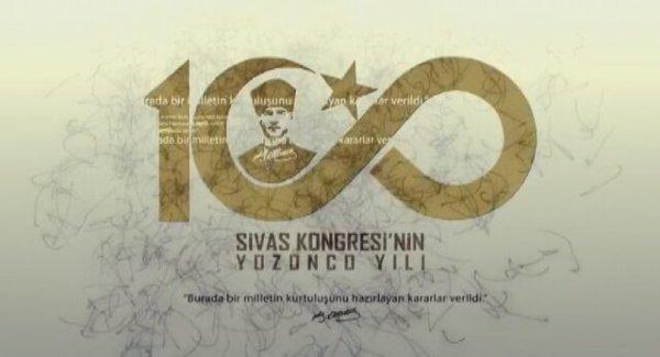 Sivas Kongresi nin 100 yılına özel 4 Eylül Marşı