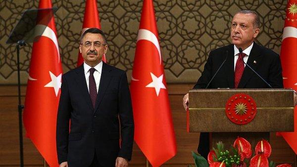 Son Başbakanlık Müsteşarı Oktay Cumhurbaşkanı Yardımcısı oldu