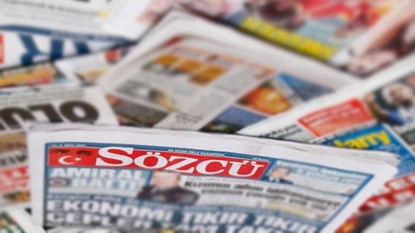 Sözcü gazetesi yazarlarının yargılandığı davada istenen cezalar