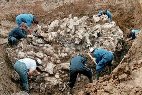 Srebrenica nın sırrı