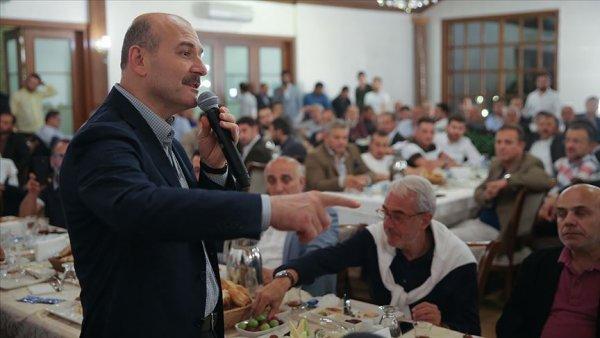 Süleyman Soylu dan Ekrem İmamoğlu tepkisi: Bir tehlike var