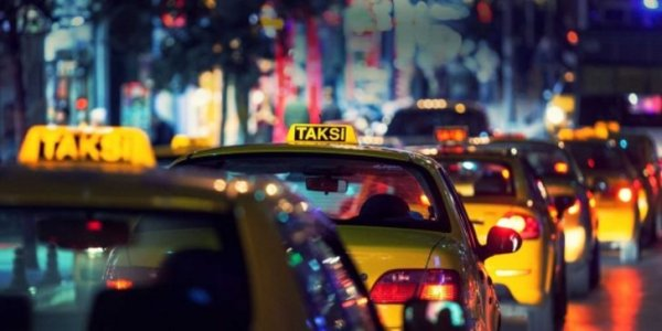 Taksici rezaleti