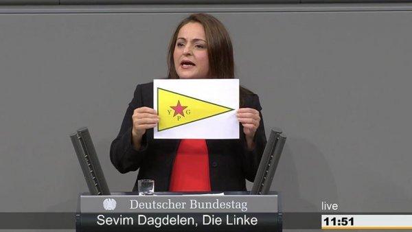 Terör örgütü PKK nın Alman parlamentosunda destekçileri var